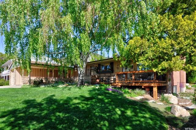 4455 S Park Hill Dr E, Salt Lake City, UT 84124 (MLS #1742639) :: Summit Sotheby's International Realty