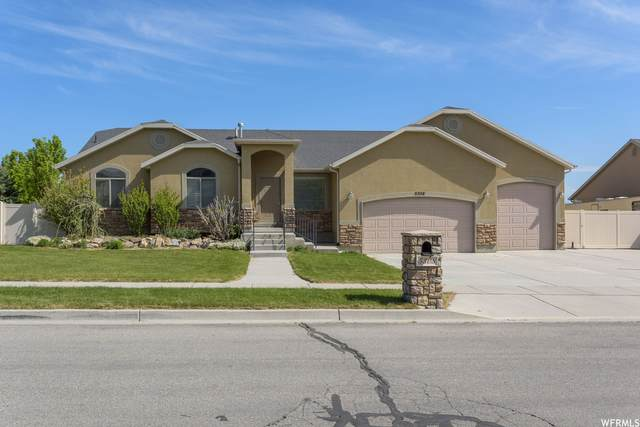 5308 W Majestic Peak Dr, Herriman, UT 84096 (#1742641) :: Exit Realty Success