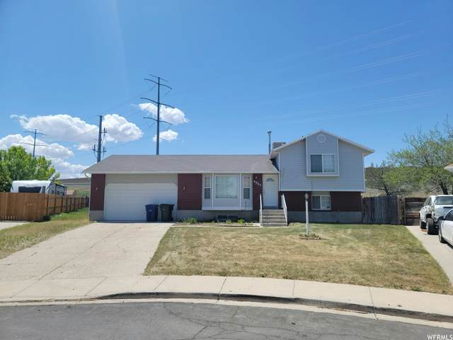 4364 S 5780 W, West Valley City, UT 84128 (#1742650) :: Utah Real Estate