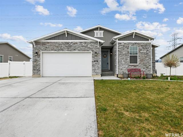563 S 1350 W, Syracuse, UT 84075 (#1742656) :: The Perry Group