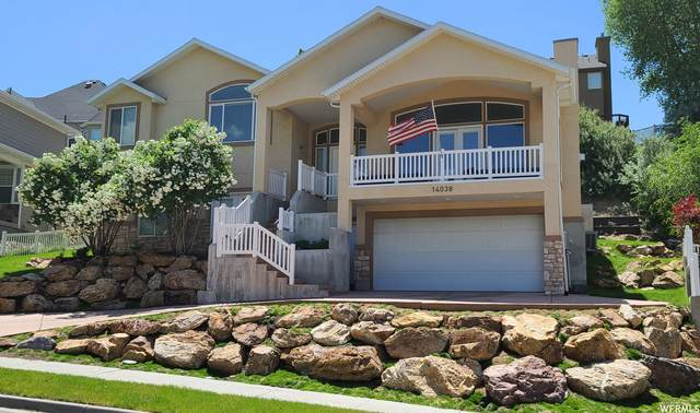 14038 S New Saddle Rd, Draper, UT 84020 (#1742678) :: The Perry Group
