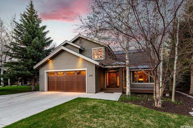 2778 N Lucky John Dr, Park City, UT 84060 (#1742682) :: Utah Real Estate