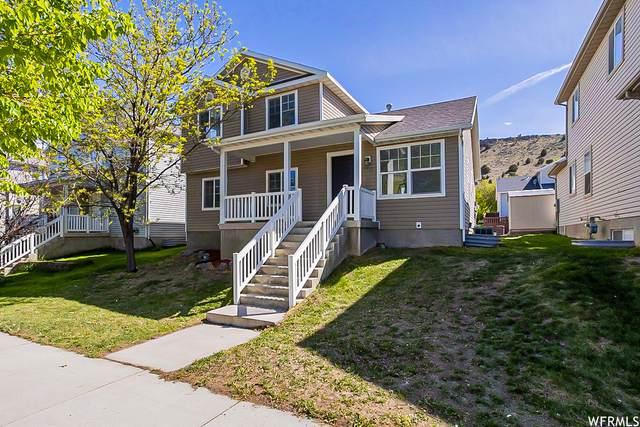 3972 E Dodge St, Eagle Mountain, UT 84005 (#1742701) :: Gurr Real Estate