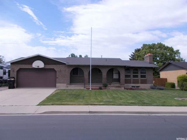 681 N Valley Dr, Spanish Fork, UT 84660 (#1742705) :: Utah Real Estate