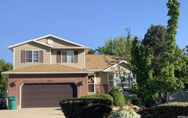 1078 E 255 S, Layton, UT 84041 (#1742741) :: Utah Real Estate