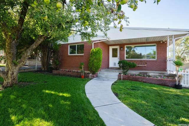 2562 E 3210 S, Salt Lake City, UT 84109 (#1742747) :: Gurr Real Estate