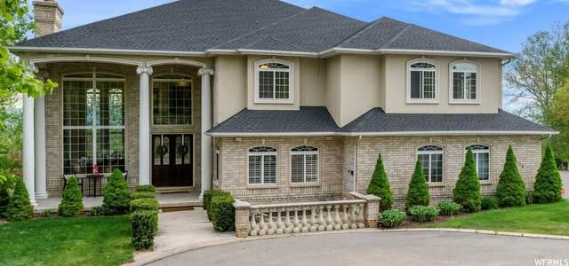 2006 Viewcrest Cir, Logan, UT 84341 (#1742748) :: Doxey Real Estate Group
