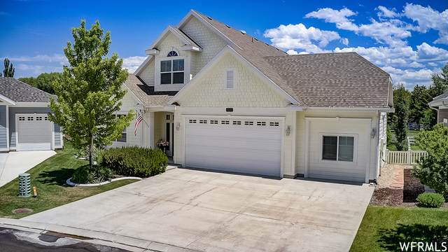 268 W Lady Bank Ln, Midway, UT 84049 (MLS #1742756) :: High Country Properties