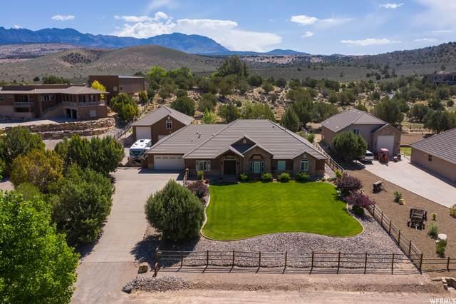 1028 Homestead Dr E, Dammeron Valley, UT 84783 (#1742766) :: Utah Real Estate