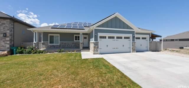 15172 S Inverleith Cv, Bluffdale, UT 84065 (#1742791) :: Utah Real Estate