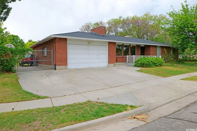 6640 S 2960 W, West Jordan, UT 84084 (#1742804) :: Bustos Real Estate | Keller Williams Utah Realtors