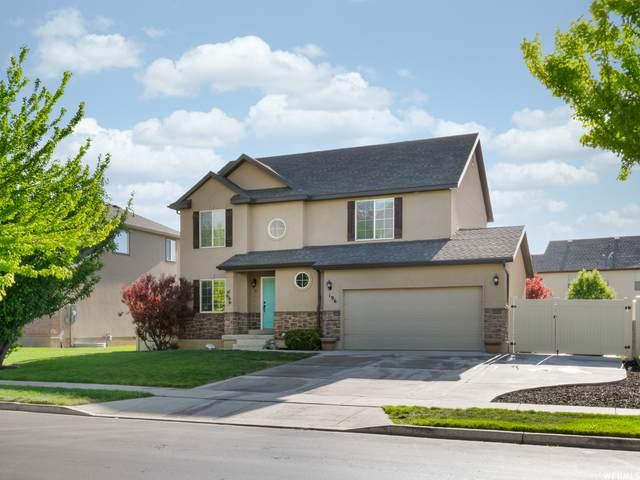 196 S 2000 E, Spanish Fork, UT 84660 (#1742809) :: Gurr Real Estate