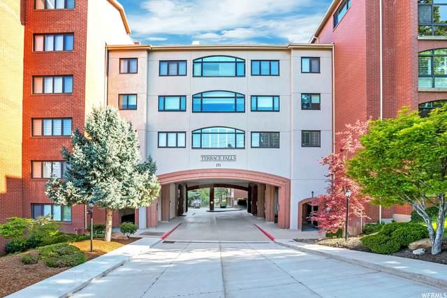 171 E 3 Ave #509, Salt Lake City, UT 84103 (#1742814) :: goBE Realty