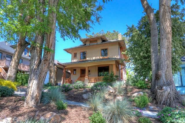 280 N H St E, Salt Lake City, UT 84103 (#1742822) :: Gurr Real Estate