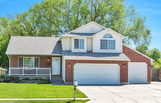 945 W 4100 S, Riverdale, UT 84405 (#1742838) :: Doxey Real Estate Group