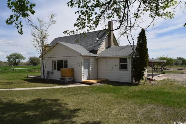 885 S State St, Ferron, UT 84523 (#1742860) :: Utah Real Estate
