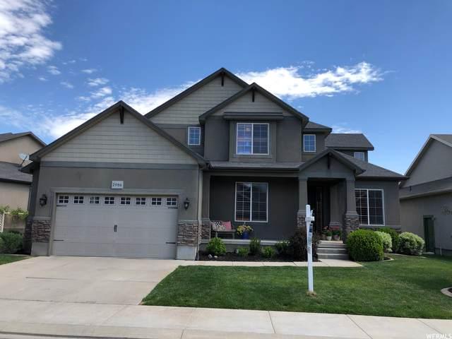 2986 N Desert Forest Ln, Lehi, UT 84043 (#1742865) :: Doxey Real Estate Group