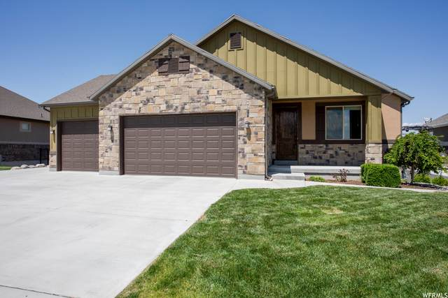 1392 W Salmon Caddis Dr S, Bluffdale, UT 84065 (#1742868) :: UVO Group | Realty One Group Signature