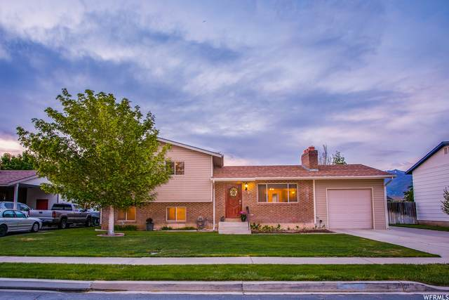 1327 E 500 S, Spanish Fork, UT 84660 (#1742876) :: The Perry Group