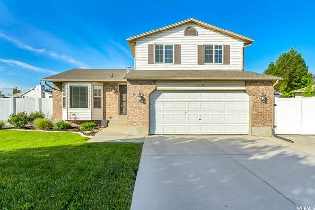 2379 W 13100 S, Riverton, UT 84065 (#1742881) :: Gurr Real Estate