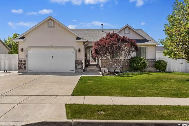 252 E 1500 N, Layton, UT 84041 (#1742898) :: Utah Best Real Estate Team | Century 21 Everest