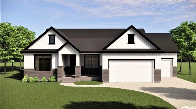 10243 S Dial Ct W, South Jordan, UT 84095 (#1742900) :: Berkshire Hathaway HomeServices Elite Real Estate