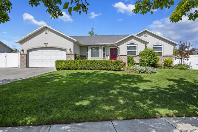 8828 S 5170 W, West Jordan, UT 84081 (#1742902) :: Doxey Real Estate Group