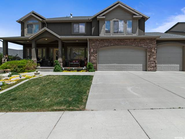 14627 S Rose Summit Dr Dr, Herriman, UT 84096 (#1742917) :: The Perry Group