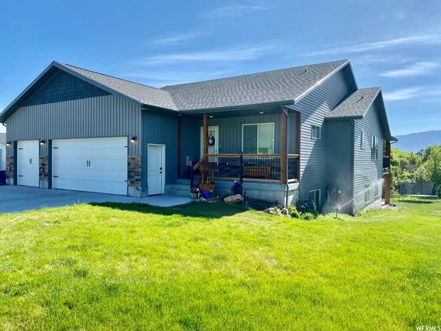 74 N 200 W, Wellsville, UT 84339 (#1742931) :: Gurr Real Estate