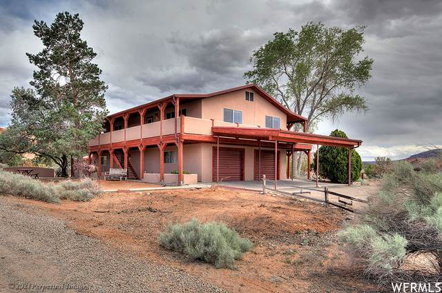3440 Juniper Dr, Moab, UT 84532 (#1742941) :: Doxey Real Estate Group
