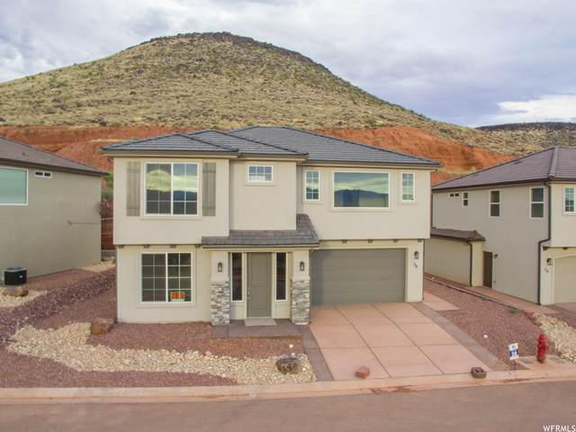 438 N Stone Mountain Dr #28, St. George, UT 84770 (#1742955) :: Doxey Real Estate Group