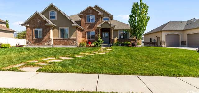 3138 N 1350 W, Pleasant View, UT 84414 (#1742964) :: Gurr Real Estate