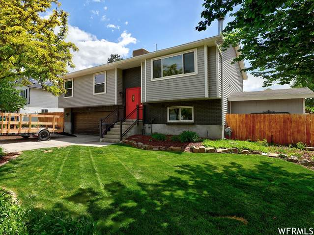 1614 E Sego Lily Dr, Sandy, UT 84092 (#1742971) :: UVO Group | Realty One Group Signature