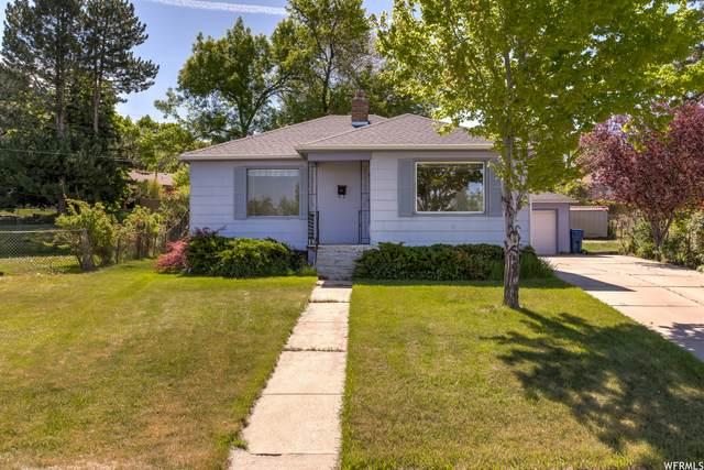 3656 S Monroe Blvd E, South Ogden, UT 84403 (#1742974) :: Gurr Real Estate