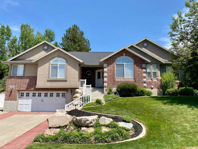 796 Edgewood Dr, South Ogden, UT 84403 (#1742984) :: Doxey Real Estate Group