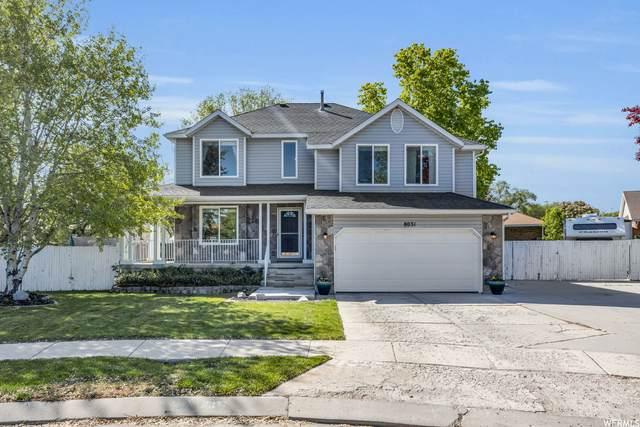 8031 S 3410 W, West Jordan, UT 84088 (#1742993) :: Utah Real Estate