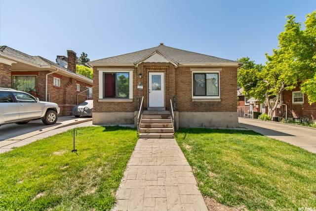 551 28TH St, Ogden, UT 84403 (#1743001) :: Bustos Real Estate | Keller Williams Utah Realtors