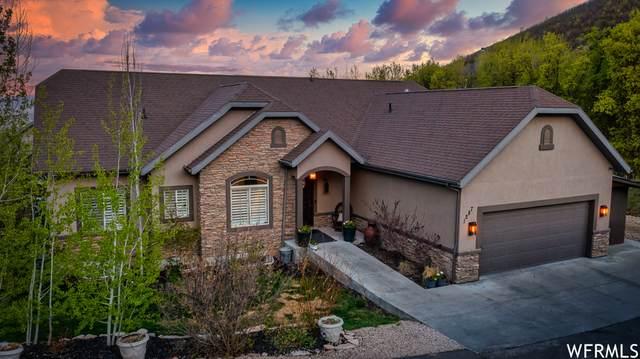 1287 W Lime Canyon Rd N, Midway, UT 84049 (#1743015) :: Bustos Real Estate | Keller Williams Utah Realtors