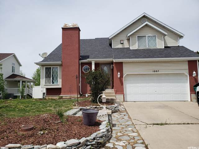 1007 E 1500 N, Layton, UT 84040 (#1743022) :: The Perry Group
