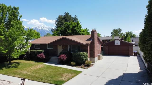 440 E Perrine Dr S, Midvale, UT 84047 (#1743024) :: Bustos Real Estate | Keller Williams Utah Realtors