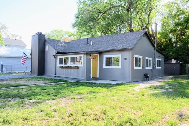 943 Grant Ave, Ogden, UT 84404 (#1743043) :: Utah Real Estate