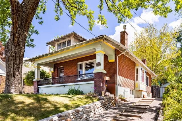 534 N Wall St, Salt Lake City, UT 84103 (#1743081) :: Utah Real Estate