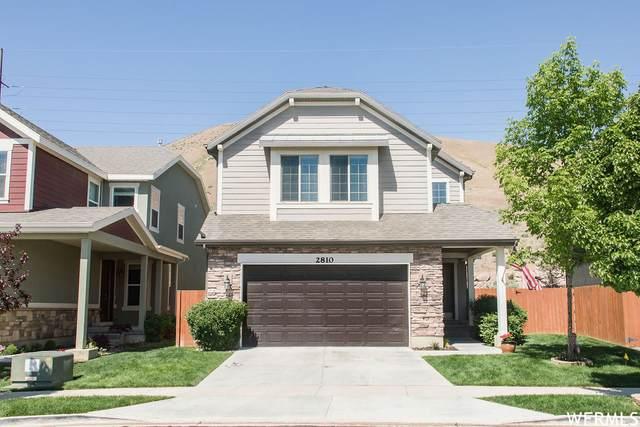 2810 W Bear Ridge Way, Lehi, UT 84043 (#1743091) :: Gurr Real Estate