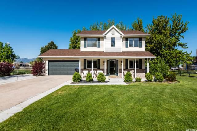 2875 S 600 W, Nibley, UT 84321 (#1743098) :: Utah Real Estate