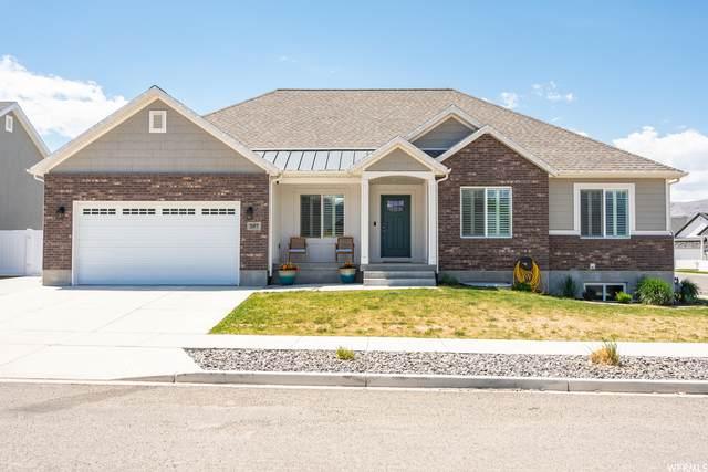 587 N 100 W, Payson, UT 84651 (#1743110) :: Utah Real Estate