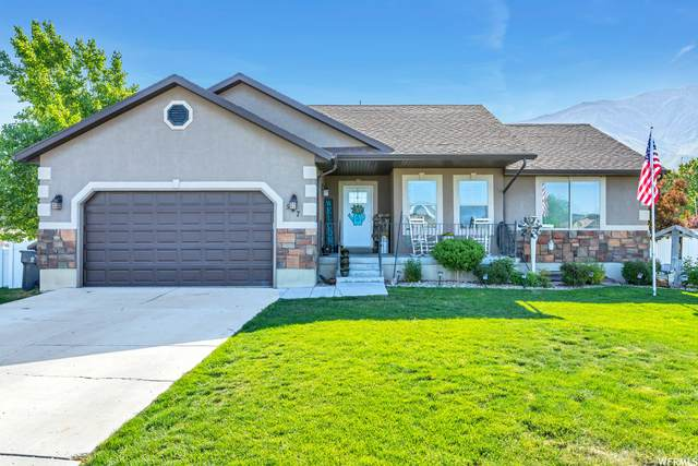 547 S 140 W, Santaquin, UT 84655 (#1743112) :: Utah Best Real Estate Team | Century 21 Everest