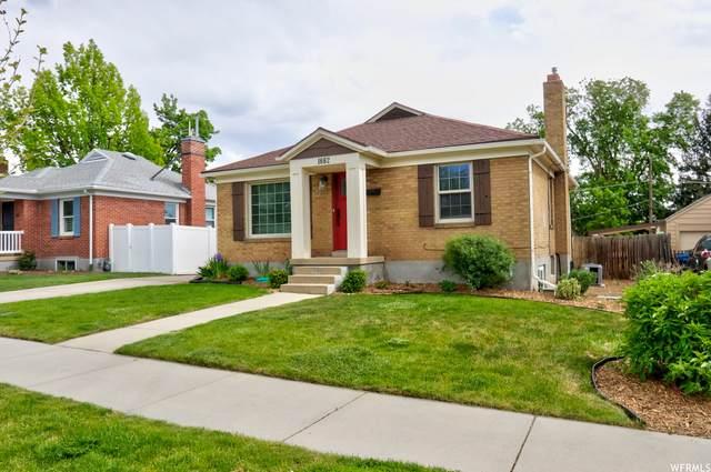 1662 E Downington Ave, Salt Lake City, UT 84105 (#1743127) :: Gurr Real Estate