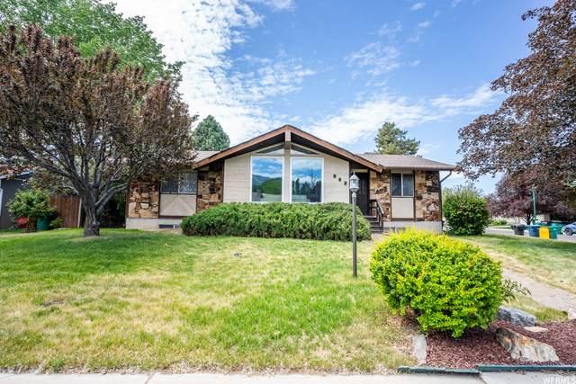 665 W 1725 N, Orem, UT 84057 (#1743137) :: Gurr Real Estate