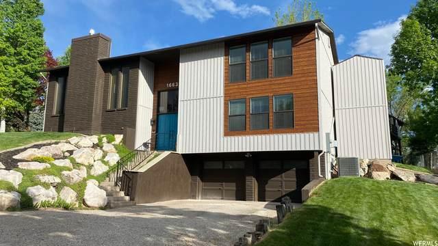 1663 Apache Way, Ogden, UT 84403 (#1743146) :: Bustos Real Estate | Keller Williams Utah Realtors