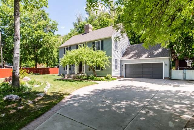 1034 Thrushwood Dr, Logan, UT 84321 (#1743153) :: Bustos Real Estate | Keller Williams Utah Realtors